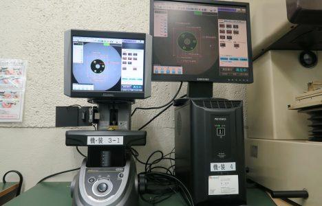 画像寸法測定器 IM-6120(メーカー:キーエンス)